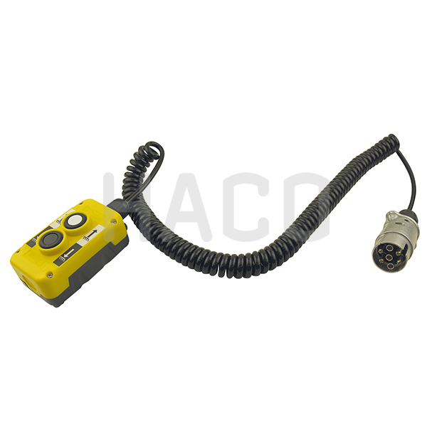 mafelec control box wiring diagram manual control 2 button mafelec 4502170m haco tail lift parts  haco tail lift parts