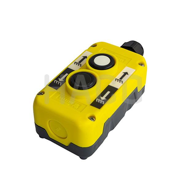 control box 2 button 2xno mafelec 4502872m haco tail lift parts rh haco parts com