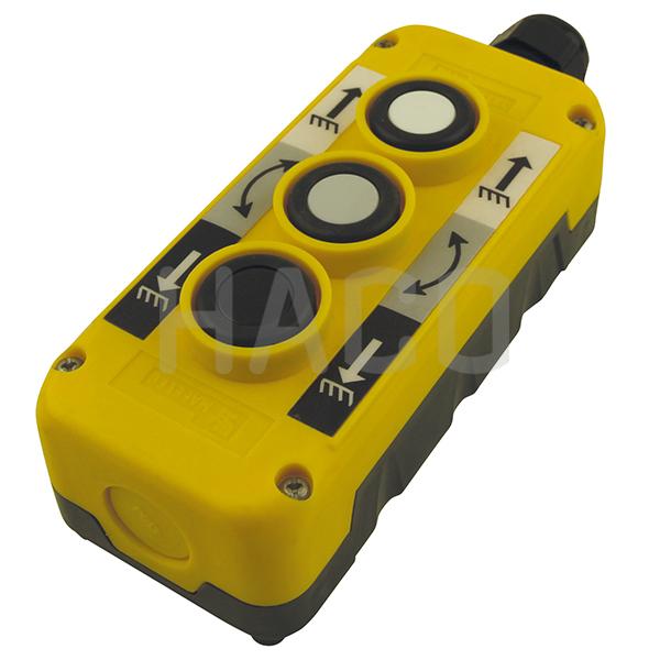 control box 3 button 1xno mafelec 4502875m haco tail lift parts rh haco parts com