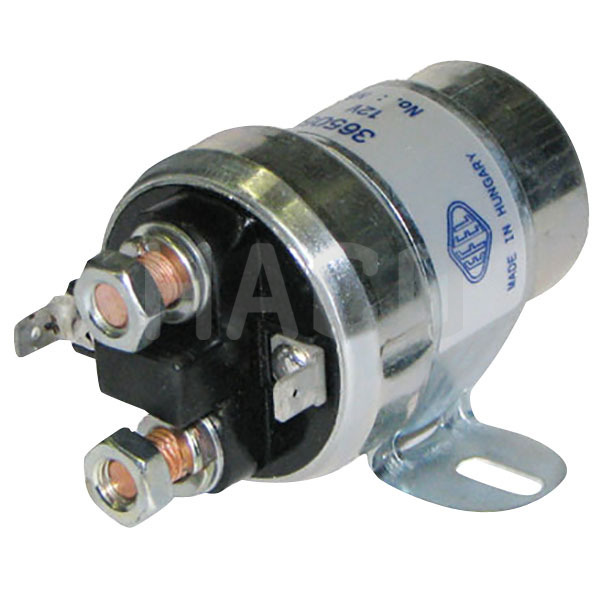 Starter solenoid 12V Efel - 4506373M - HACO Tail Lift Parts